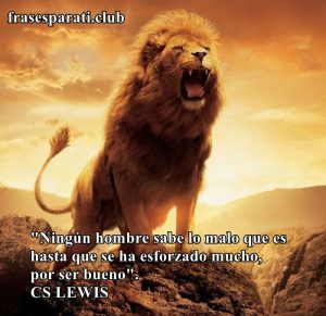 c s lewis frases