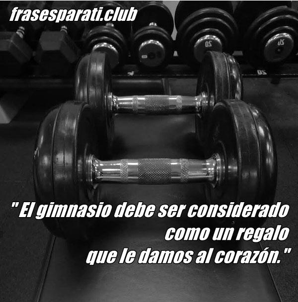 frases motivadoras gym